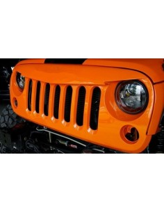 Calandre agressive Jeep Wrangler JK  2et 4 portes