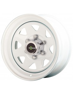 Jante Off-road FORD RANGER apres 2011  7X15 blanche