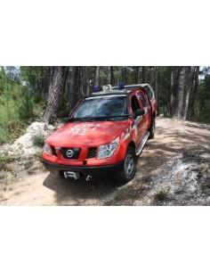 Nissan Navara D40 CD / CE 2M Pare choc