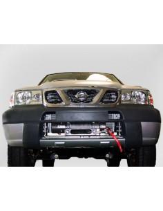 Nissan Terrano II 4M (3pts) Support de treuil