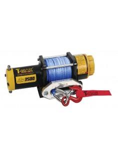 TREUIL ELECTRIQUE  T-max ATW PRO 12V 1588 kg corde synthétique
