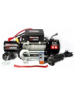 Treuil Electrique PowerWinch 5907 Kg 12v telecommande