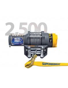 Treuil Electrique Superwinch TERRA 25 12v 1134 Kg