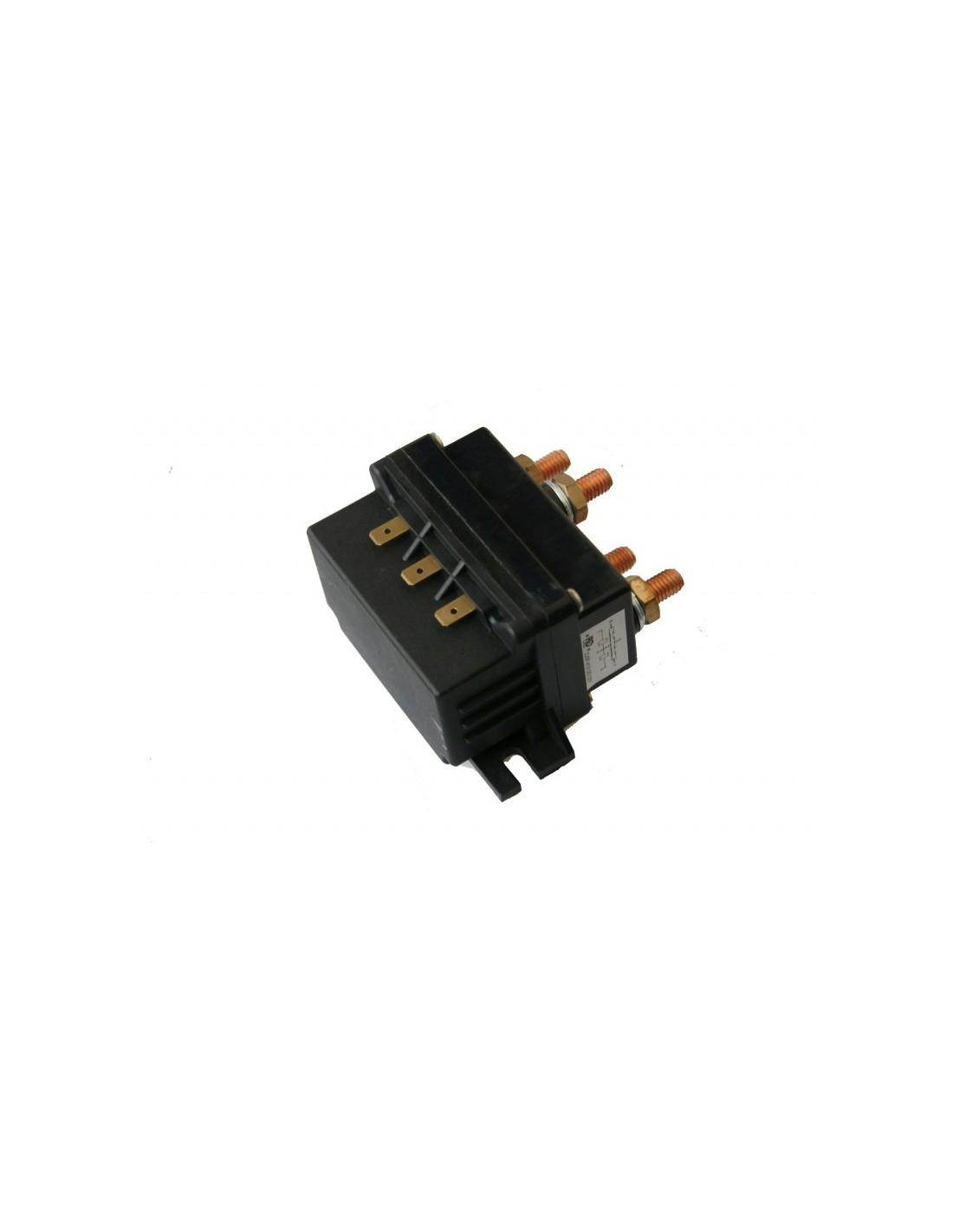 treuil electrique powerwinch 5900 kg 12v telecommande. Black Bedroom Furniture Sets. Home Design Ideas
