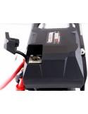 Treuil Electrique PowerWinch 5400Kg 12v telecommande corde synthétique