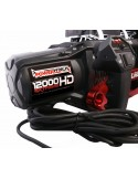 Treuil PowerWinch 5400 Kg 12v IP68 Extreme HD corde Synthétique grise