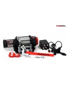 Treuil Electrique PowerWinch 2041Kg 12v telecomande