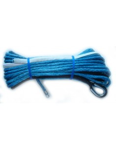 Corde Synthetique 12mm x 26m bleu