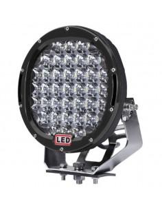 Phares LED de travail 185W chacun diam 225 mm noir