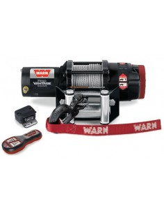 TREUIL Warn Pro Vantage 3500 CE télécommande