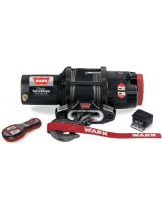 TREUIL Warn Pro Vantage 3500 S CE cable synthétique et télécommande