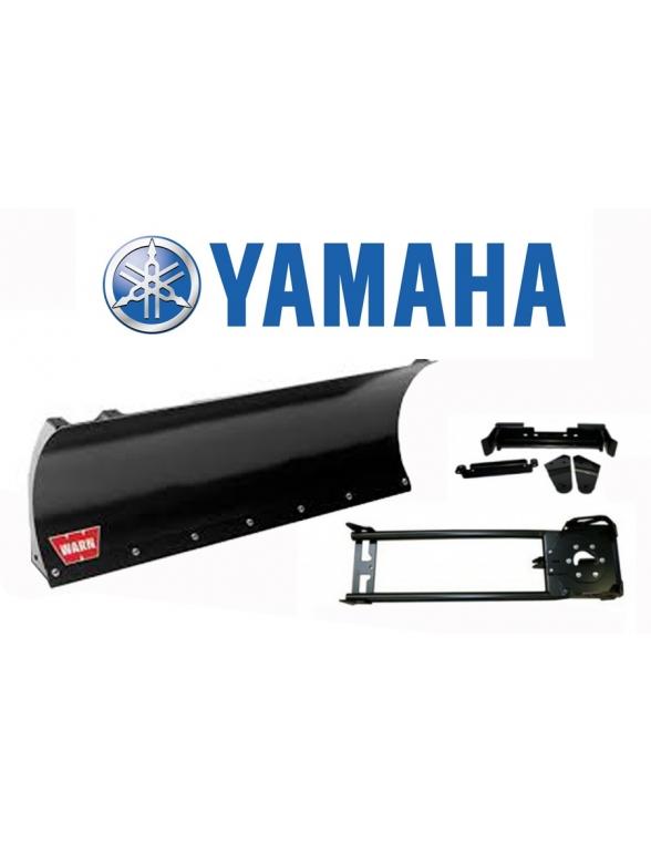 Kit complet de lame 127cm. pour Quad Yamaha fixation centrale