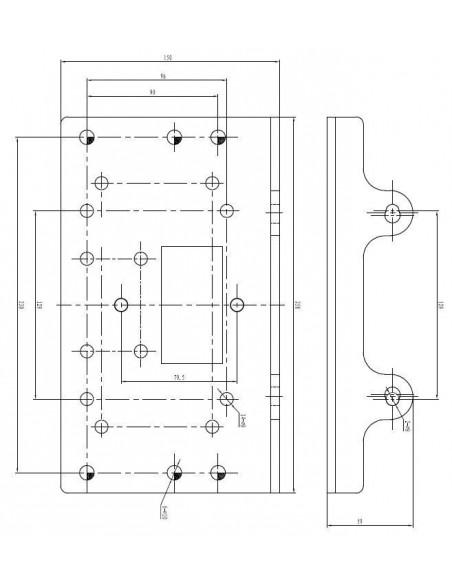 Treuil Electrique Runva 2041 kg 12v
