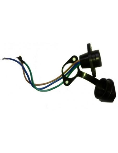 Commande filaire + connecteur relais