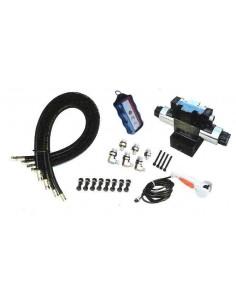 Kit Hydraulique 24 v avec radio commande