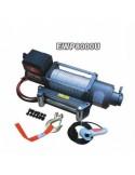 Treuil Electrique Runva 3629kg 12v 2 vitesses + telecommande
