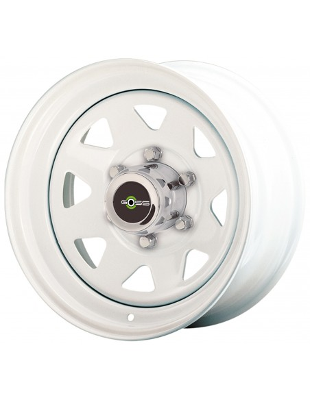 Jante Off-road TOYOTA HILUX 84-10/05 4WD 7X15 blanche