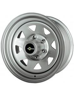 Jante triangular grise TOYOTA HILUX 4WD (Vigo) 06 N25T 7X16 deport 28