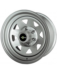 Jante triangular grise TOYOTA SERIE 15 - 7X17 deport 20