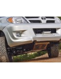 Toyota Hilux KUN 25L / 26L Sabot de protection barres de direction, carter moteur