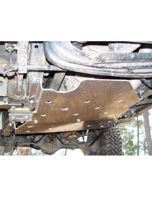 Toyota Hilux KUN 25L / 26L Protection boite de transfert