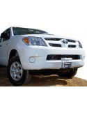 Toyota Hilux KUN 2011 Support treuil pare choc avant origine