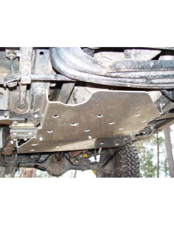 Toyota Hilux KUN 2011 Protection boite de transfert