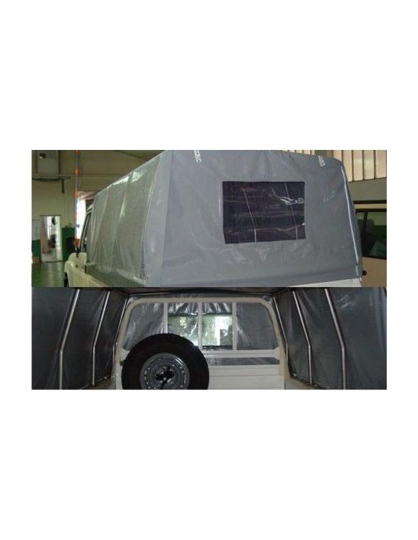 Toyota Hilux KUN 2011 Arceaux pour bache benne pick up