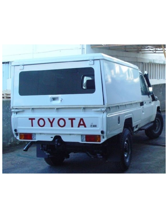 Toyota HZJ 79 Hard Top