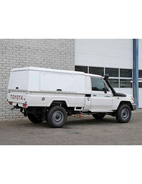 Toyota HZJ 79 Hard top porte laterale