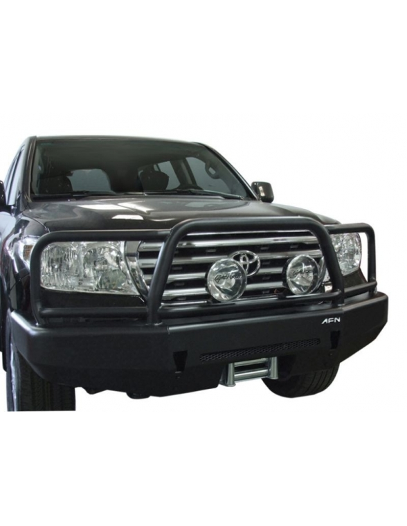 Toyota LC 200 (08-11) Pare choc avant