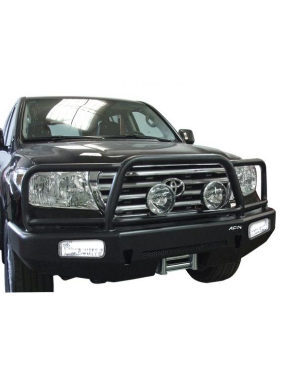 Toyota LC 200 Standard (2012…) Pare choc avant