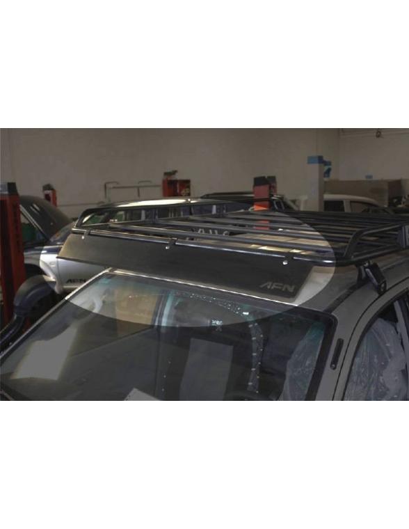 Toyota LC 150 3P (09-2013) Deflecteur d'air galerie