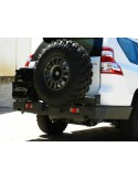 Toyota LC LJ 150 (5pts) (2014-…) Pare choc arriere