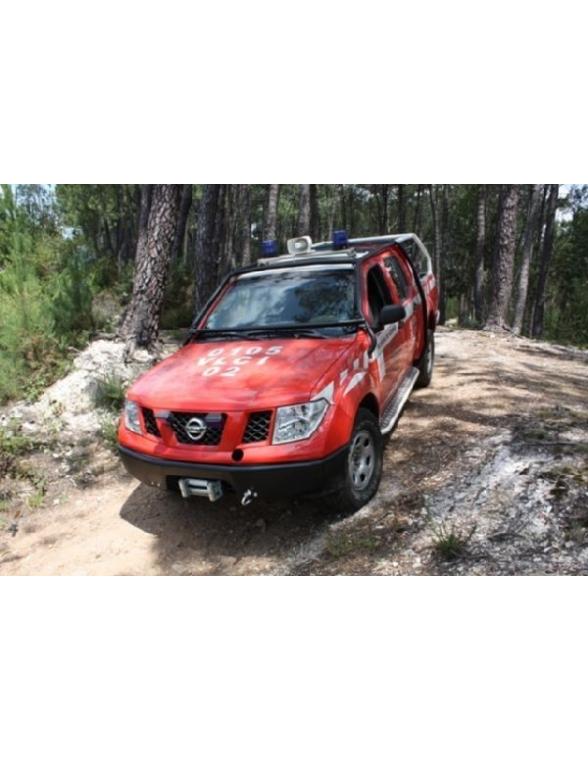 Nissan Navara D40 CD / CE Pare choc