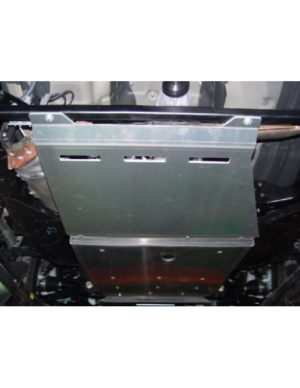 Nissan Navara D40 CD / CE Protection boite de transfert
