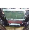Nissan Navara D40 CD / CE Protection carter moteur, boite de vitesses, boite de transfert