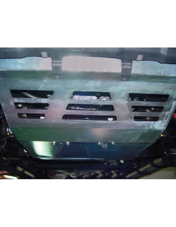 Nissan Navara D40 CD / CE Sabot de protection carter moteur