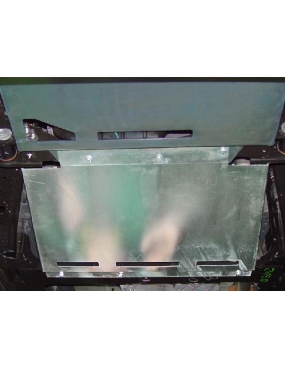 Nissan Navara D40 CD / CE Protection boite de vitesses