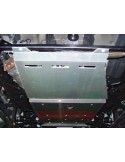 Nissan Navara D40 CD / CE 2M Protection boite de transfert