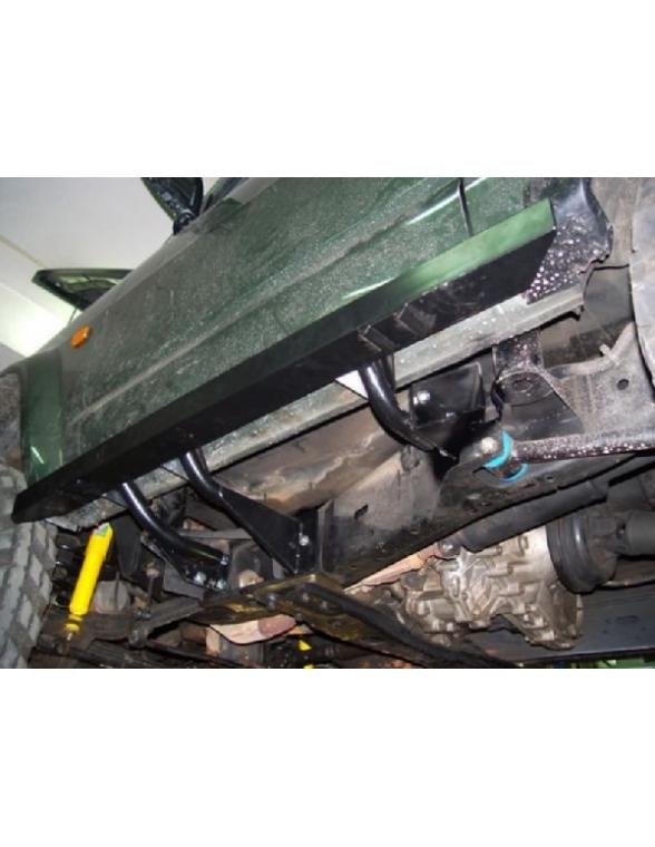 Nissan Patrol Y 60 Bas de caisse