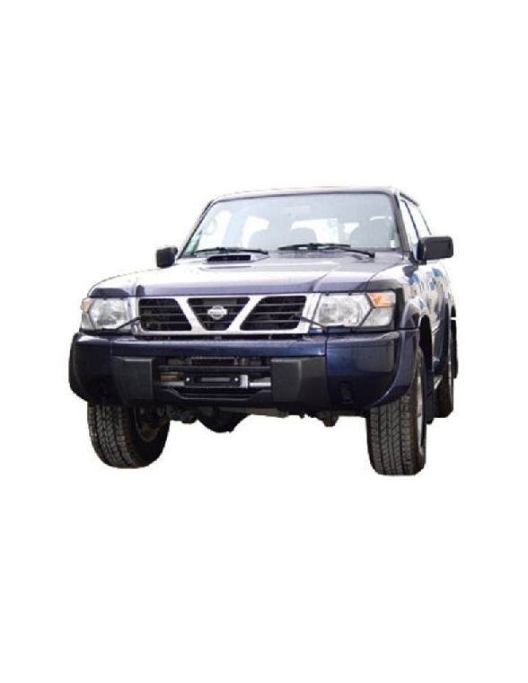 Nissan Patrol Y 61 1M Support de treuil