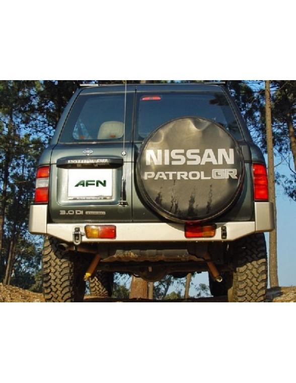 Nissan Patrol Y 61 1M Pare choc