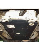 Nissan Terrano II 4M (3pts) Protection boite de transfert et differentiel