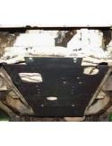 Nissan Terrano II 4M (5pts) Protection boite de transfert et differentiel