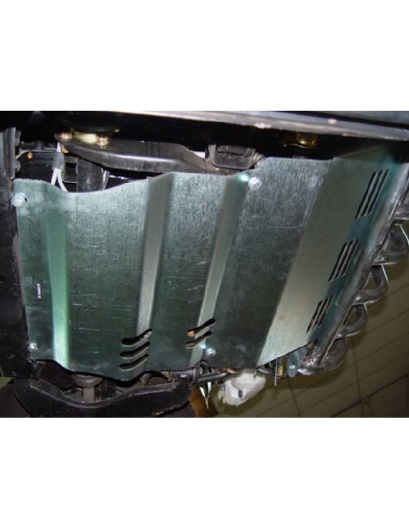 Mitsubishi L-200 TRITON 4M Sabot protection carter moteur