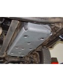 Mitsubishi L-200 TRITON 2010 5M Protection reservoir de carburant