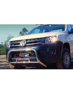 Volkswagen Amarok Support treuil pare choc avant origine