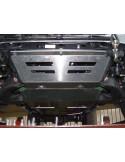 Mazda BT-50 CD / CE / CS Sabot de protection barres de direction et carter moteur
