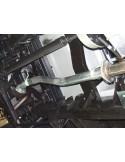 Land Rover Defender 110 HC/RHD/CD Tube echappement central Td5